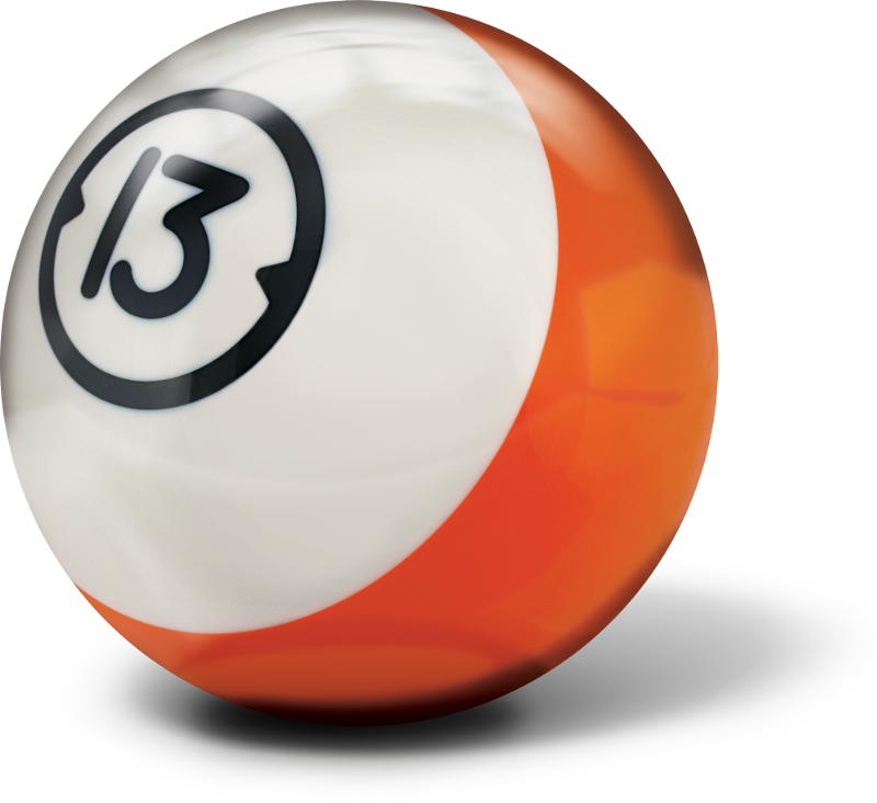 60-105507-XXX_13lb_billiards_ball_lrg