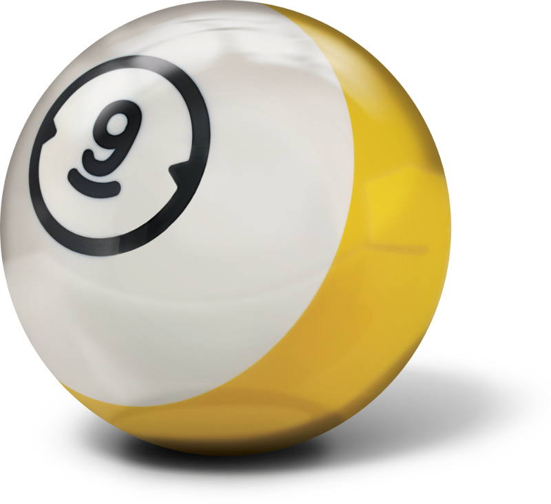 60-105507-XXX_9lb_billiards_ball_lrg