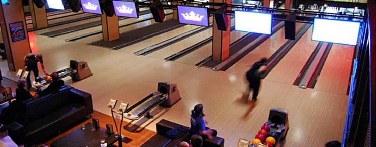 Bowling installaties