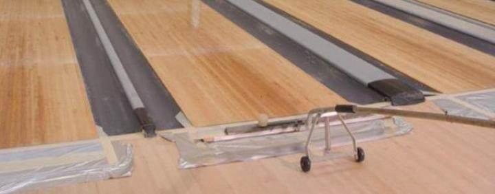 Bowlingbaan lak
