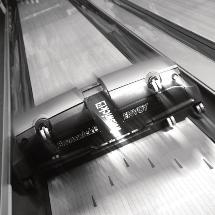 Onderhoudsmachine bowlingbaan