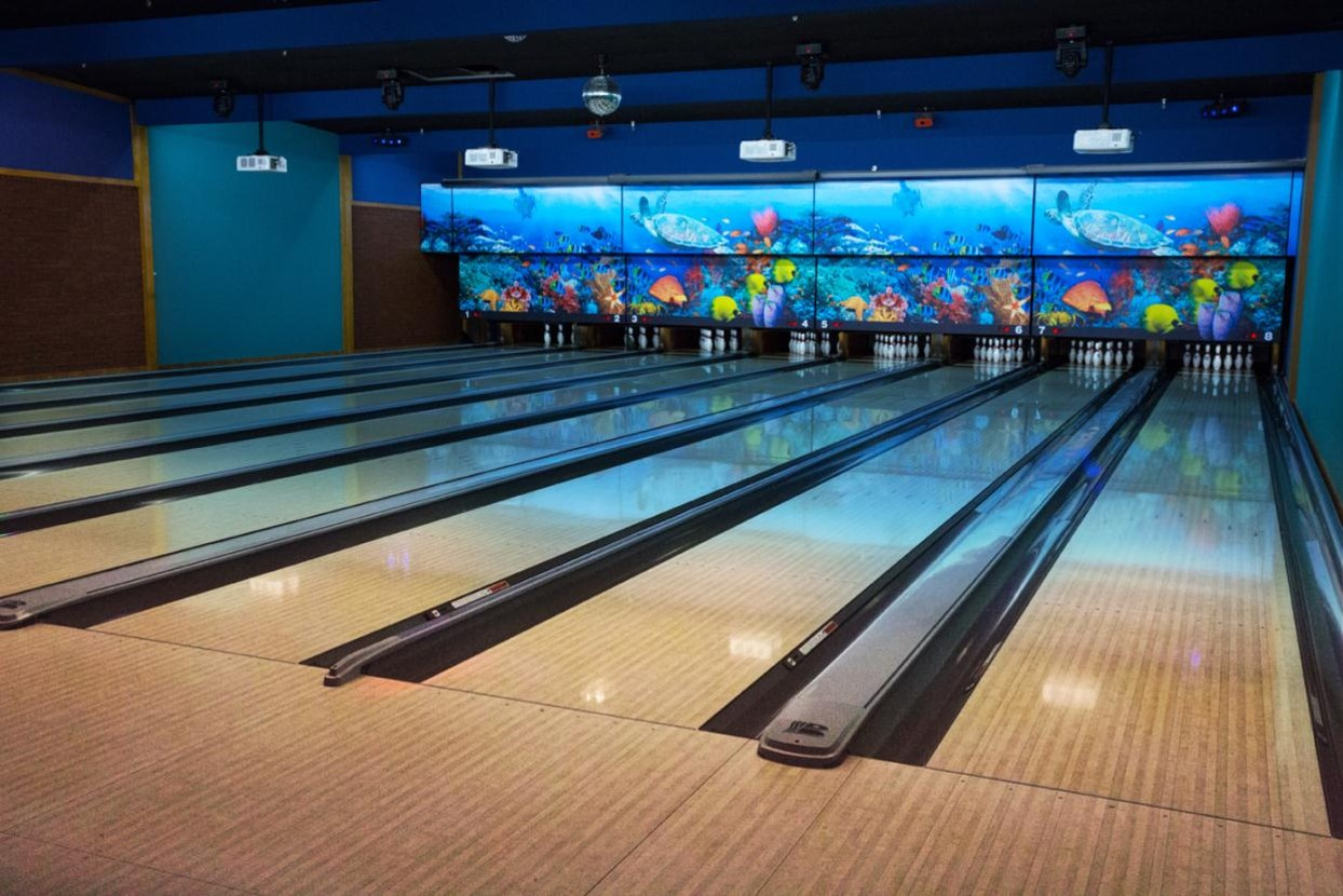 Piste de bowling valcke bowling - Dimension piste bowling ...