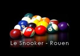 Le Snooker - à Rouen (FR)