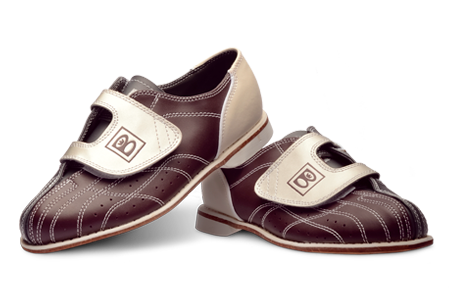 Premium Bowlingschoenen voor verhuur - Velcro